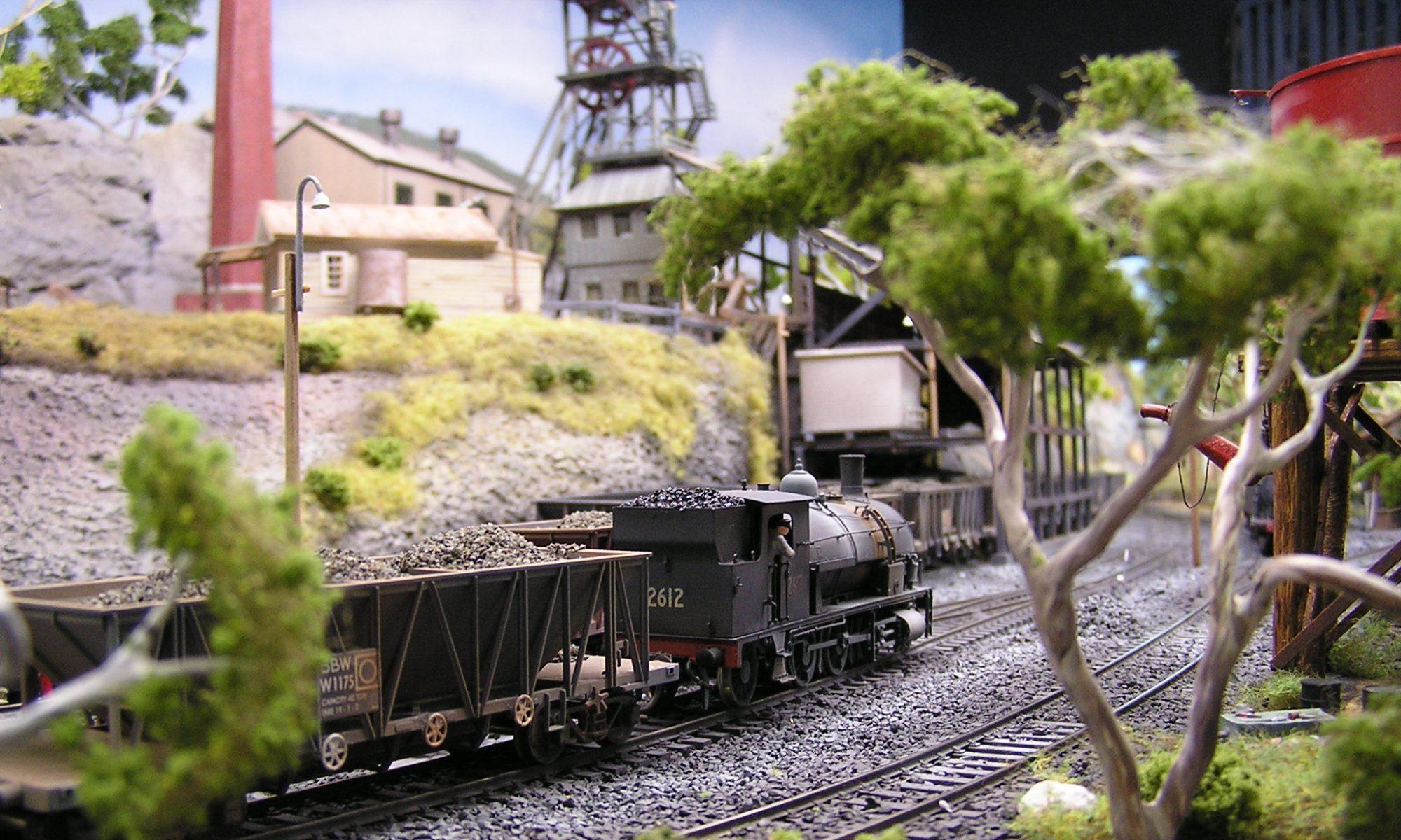 Miniature Train Club Gold Coast